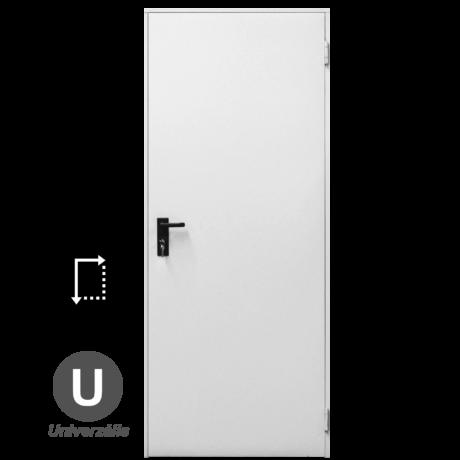 NINZ Rever Multifunkciós papírrácsbetétes acélajtó