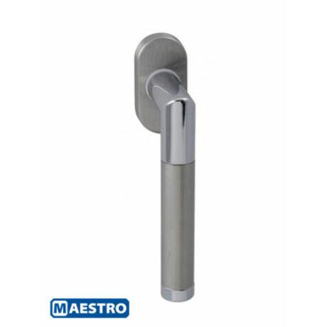 Maestro Panama ablakkilincs króm - rozsdamentes acél