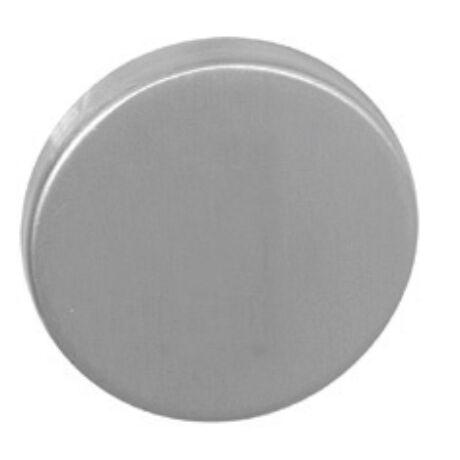 Maestro Blind rozsdamentes acél alsó körrozetta pár 52mm/7mm