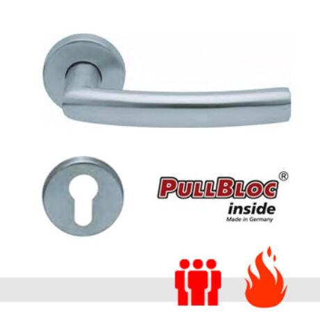 Scoop 1003 PullBloc tűzgátló körrozettás kilincsgarnitúra