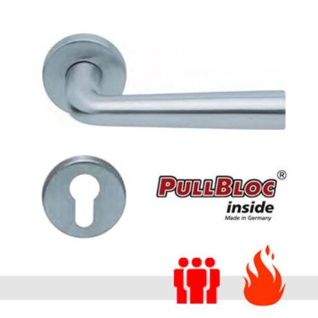 Scoop 1004 PullBloc tűzgátló körrozettás kilincsgarnitúra