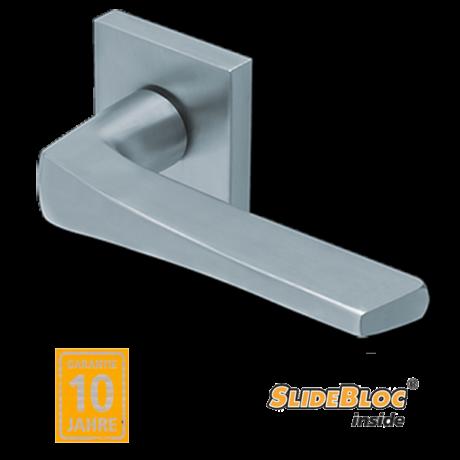 Scoop 1026 inox kilincsgarnitúra SlideBloc mechanikával