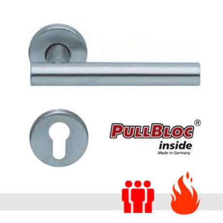 Scoop Roxy 1074 PullBloc tűzgátló körrozettás kilincsgarnitúra