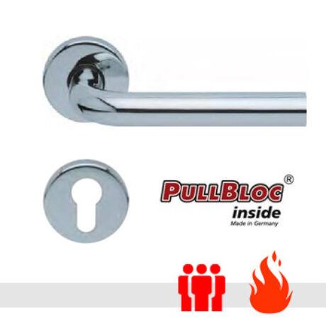 Scoop 1100 PullBloc tűzgátló körrozettás kilincsgarnitúra