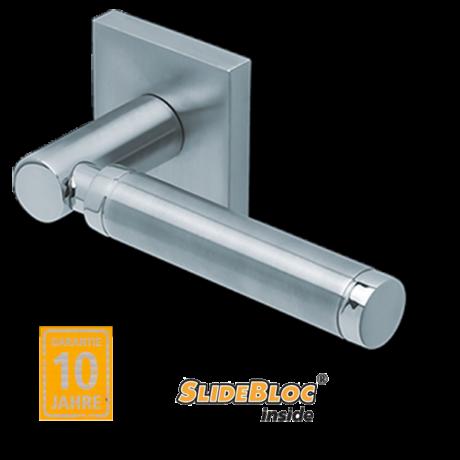 Scoop 1013 Ultimo inox kilincsgarnitúra SlideBloc mechanikával