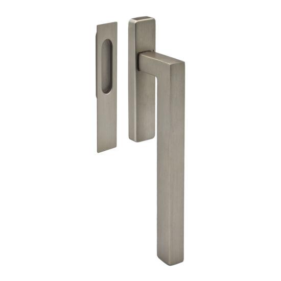 Maestro 19000 alumínium F8 emelő-toló ajtókilincs