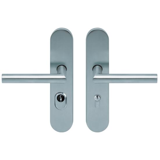 Scoop bejárati biztonsági kilincsgarnitúra