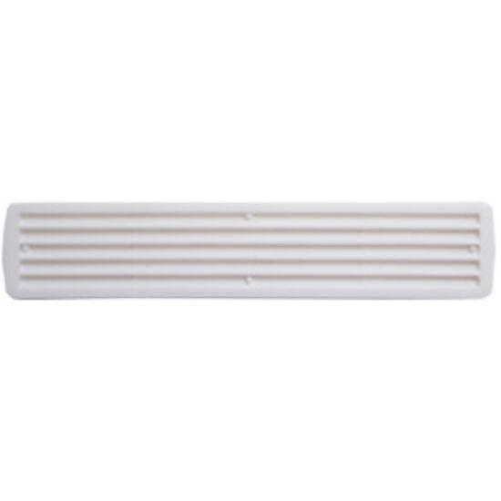 Häfele Műanyag szellőzőrács pár - fehér (457 mm x 92 mm) - 959.10.001