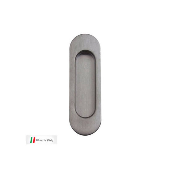 Made In Italy Húzóka pár rozsdamentes acél 3665 blind