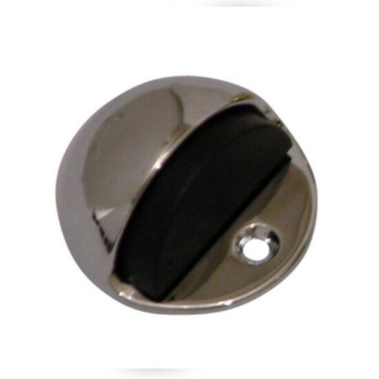 Maestro fényes króm félhold alakú ajtóütköző