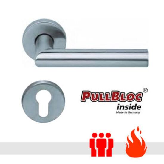 Scoop 2106 PullBloc tűzgátló körrozettás kilincsgarnitúra