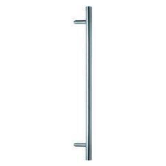 Scoop Ferdített húzórúd 140 cm magas 1 db - L1400