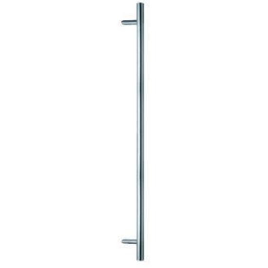 Scoop Ferdített húzórúd 160 cm magas 1 db - L1600